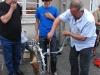 La Loire à vélo à Montjean sur Loire