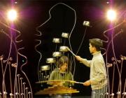 Sculpture Musicale installation interactive sculptures musicales