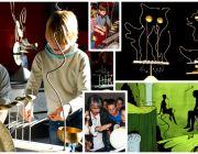 Ateliers artistiques itinérants