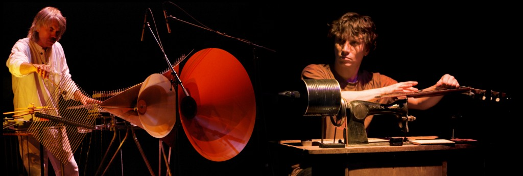 philphilemoi sculptures sonores