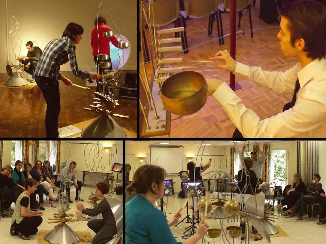 animation team building musical